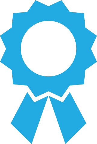 blue user icon
